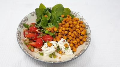 Bowl vegetarien
