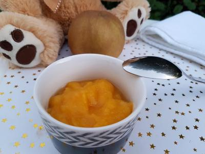 Compote mangue