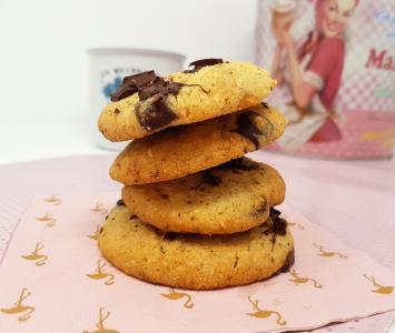 Cookies noicettes et choco