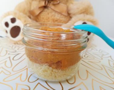 Couscous pour bebe