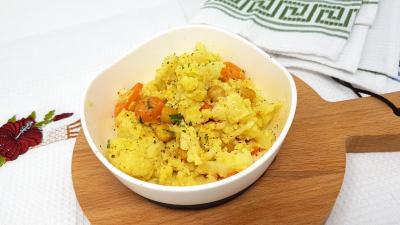 Curry de chou fleur 1