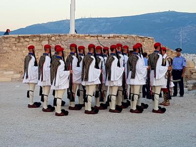 Evzones acropole 1