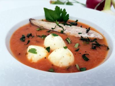 Gaspacho tomates 1