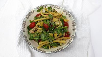 Haricots verts salade