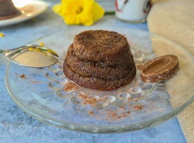 Moelleux choco sans farine