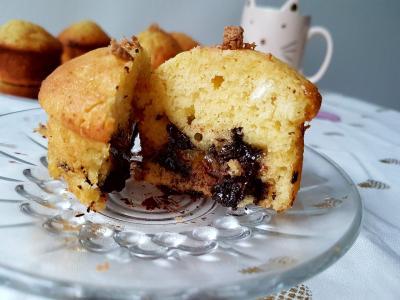 Muffins choco orange