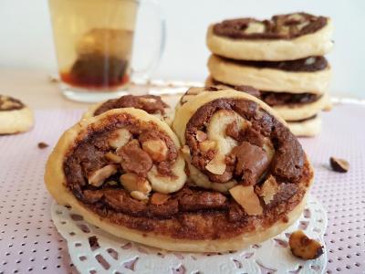 Palmier chcolat