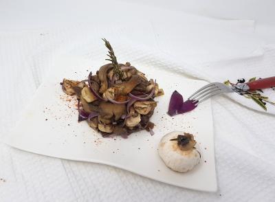 Poelee champignons 1