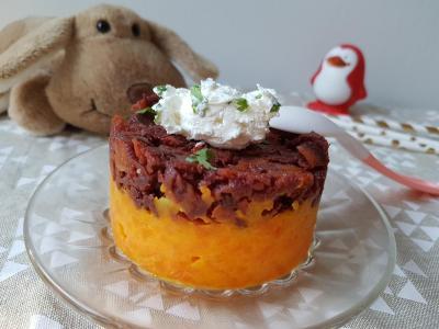 Puree carottes