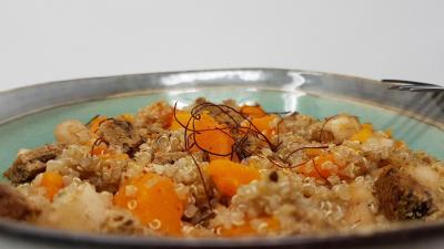 Quinoa et butternut