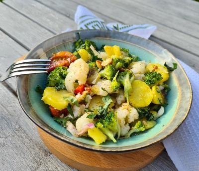 Salade brocolis 1
