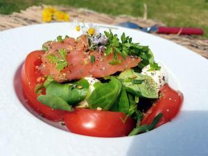 Salade de mache