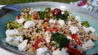 Salade de quinoa 1