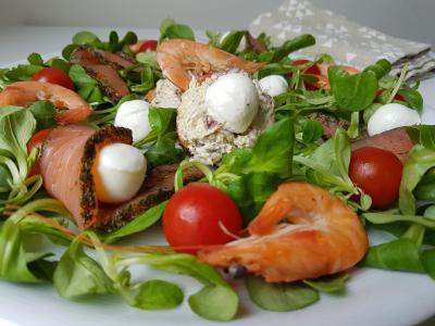 Salade oceane