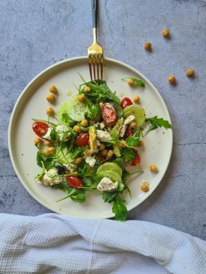 Salade roquette 3