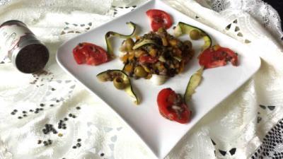 Saladedelentilles7