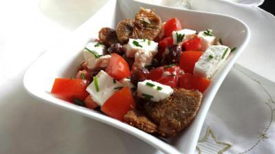 Saladefiguechevre