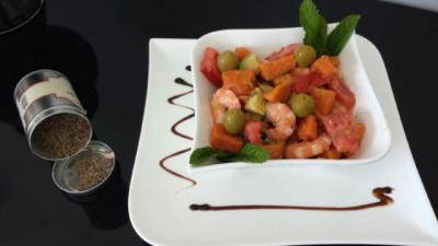 Saladepatatedouce
