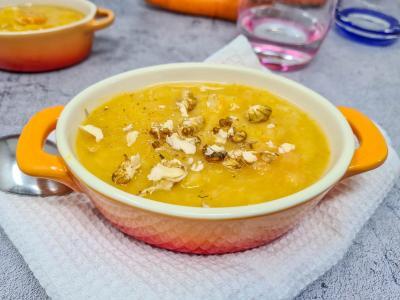 Soupe de legumes d hiver