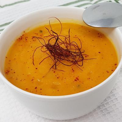 Soupe navets et carottes
