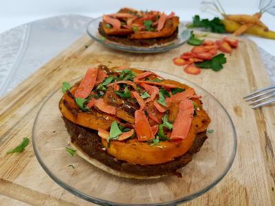 Tartelette patate douce
