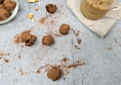 Truffes chocolat 2