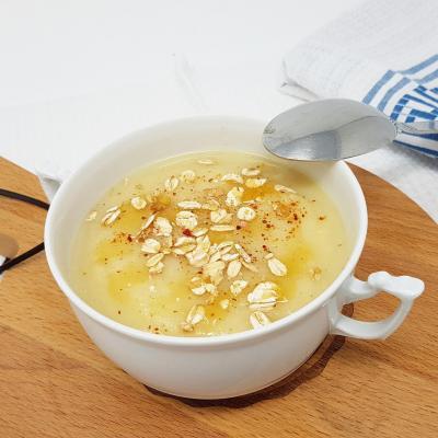Veloute de panais au miel