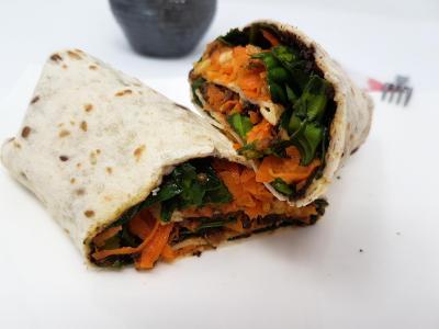 Wrap vege 1